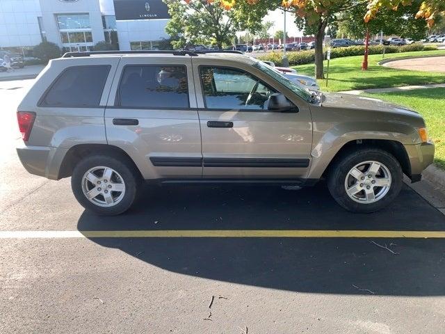 Used 2005 Jeep Grand Cherokee Laredo with VIN 1J4GR48K75C543797 for sale in Apple Valley, Minnesota