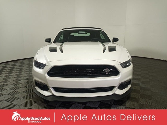 Used 2017 Ford Mustang GT Premium with VIN 1FATP8FF9H5296286 for sale in Apple Valley, Minnesota