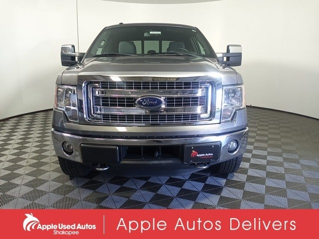 Used 2014 Ford F-150 XLT with VIN 1FTFW1ETXEFB30941 for sale in Apple Valley, Minnesota