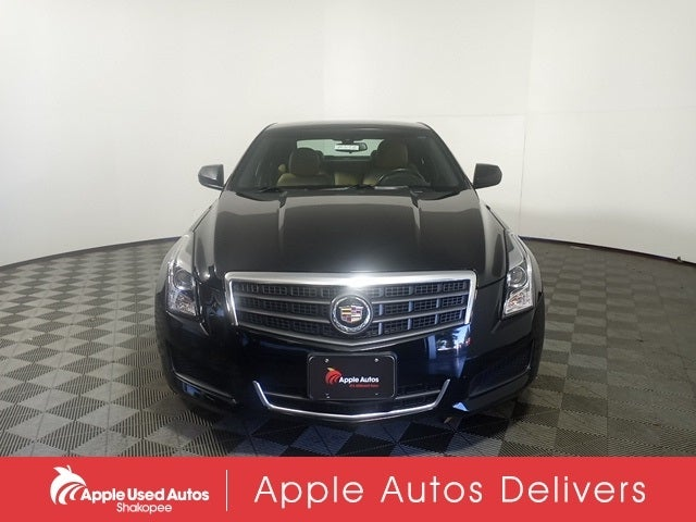 Used 2014 Cadillac ATS Standard with VIN 1G6AG5RXXE0185598 for sale in Apple Valley, Minnesota
