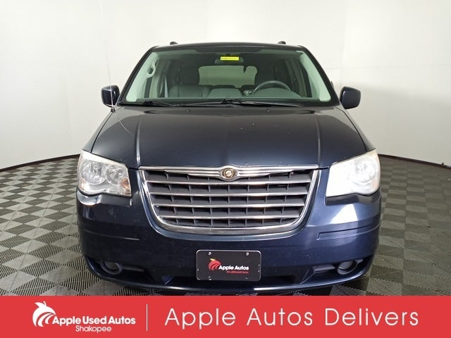 Used 2008 Chrysler Town & Country Touring with VIN 2A8HR54P58R666911 for sale in Apple Valley, Minnesota