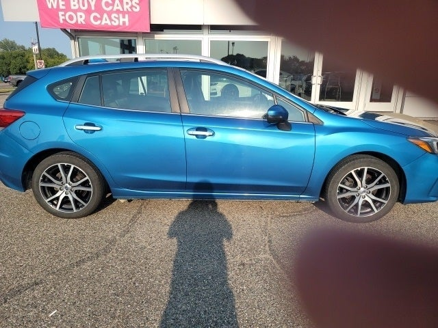 Used 2019 Subaru Impreza Limited with VIN 4S3GTAU66K3702920 for sale in Apple Valley, Minnesota