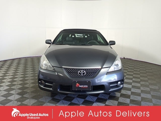 Used 2008 Toyota Camry Solara SLE with VIN 4T1FA38P08U153066 for sale in Apple Valley, Minnesota