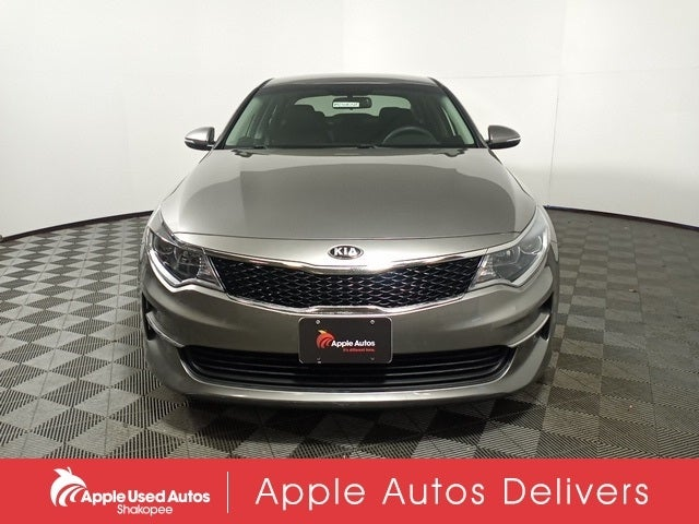 Used 2017 Kia Optima LX with VIN 5XXGT4L32HG139057 for sale in Apple Valley, Minnesota