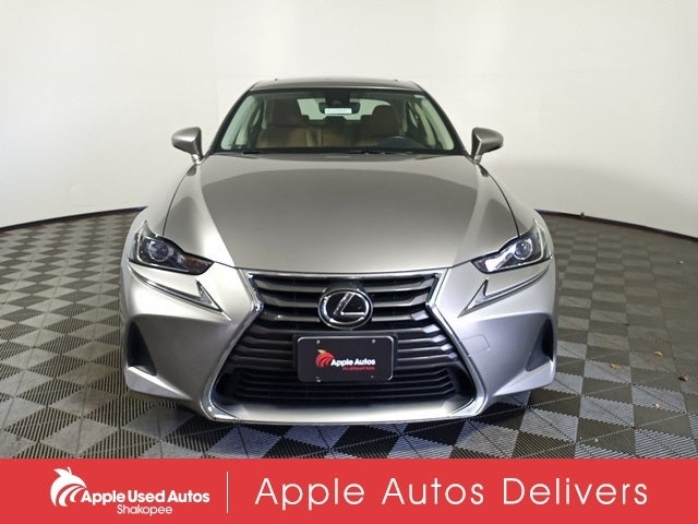 Used 2017 Lexus IS 300 with VIN JTHCM1D28H5025437 for sale in Apple Valley, Minnesota