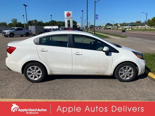 Used 2013 Kia Rio LX with VIN KNADM4A3XD6306886 for sale in Apple Valley, Minnesota