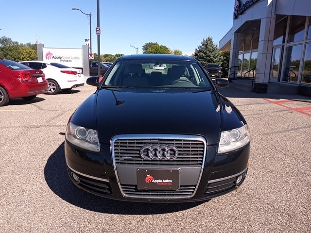 Used 2006 Audi A6  with VIN WAUDL74F46N102541 for sale in Apple Valley, Minnesota
