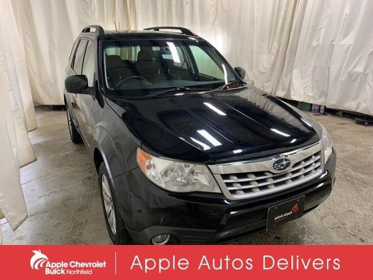 Used Subaru Forester Northfield Mn